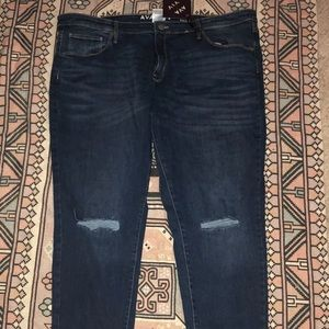 Ava & Viv size 22 jeans
